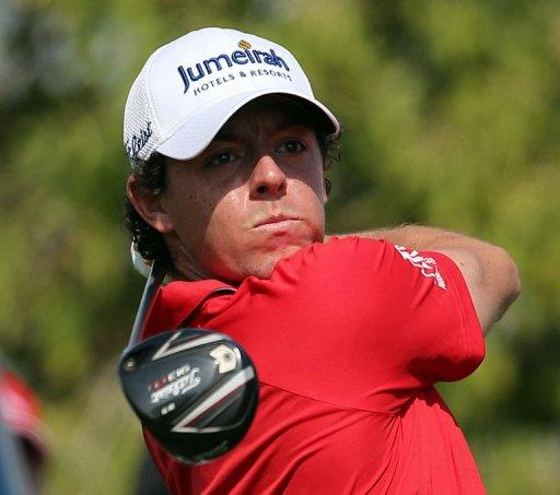 Rory McIlroy finished at 23-under-par 265 in Dubai today