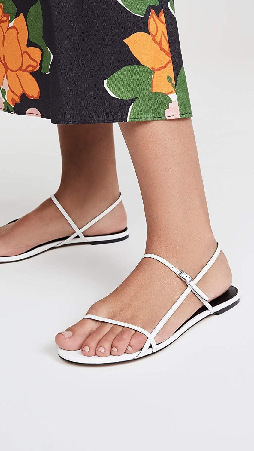 <p>These <span>Villa Rouge Porsche Sandals</span> ($36) look refreshingly modern and comfortable.</p>
