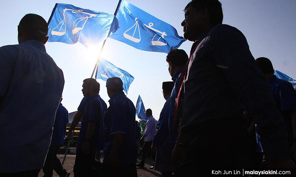 Ramasamy not worried about Indian 'mosquito' parties joining BN