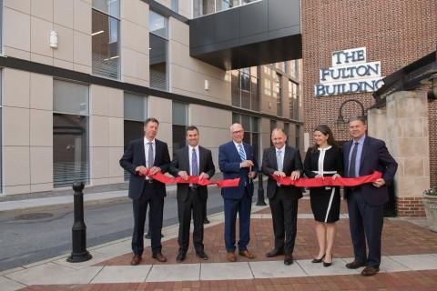 Fulton Financial Corporation Celebrates Expanded Headquarters