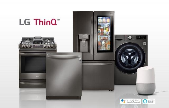 LG ThinQ app lets users voice control smart appliances with their smartphone