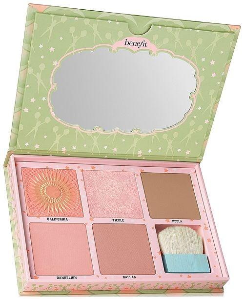 "<p>You can create so many looks with this <a href=""https://www.popsugar.com/buy/Benefit-Cosmetics-Cheekleaders-Cheek-Palette-489041?p_name=Benefit%20Cosmetics%20Cheekleaders%20Cheek%20Palette&retailer=macys.com&pid=489041&price=60&evar1=bella%3Aus&evar9=46596229&evar98=https%3A%2F%2Fwww.popsugar.com%2Fbeauty%2Fphoto-gallery%2F46596229%2Fimage%2F46596238%2FBenefit-Cosmetics-Cheekleaders-Cheek-Palette&list1=shopping%2Cmakeup%2Cbeauty%20shopping%2Cmacys%2Cskin%20care&prop13=mobile&pdata=1"" rel=""nofollow"" data-shoppable-link=""1"" target=""_blank"" class=""ga-track"" data-ga-category=""Related"" data-ga-label=""https://www.macys.com/shop/product/benefit-cosmetics-cheekleaders-cheek-palette?ID=7885871&amp;CategoryID=30077&amp;swatchColor=Pink%20Squad#fn=sp%3D1%26spc%3D3089%26searchPass%3DmatchNone%26slotId%3D2"" data-ga-action=""In-Line Links"">Benefit Cosmetics Cheekleaders Cheek Palette</a> ($60).</p>"