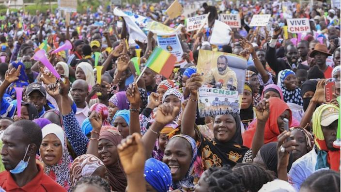 Mali opposition rejects junta proposal on transition period