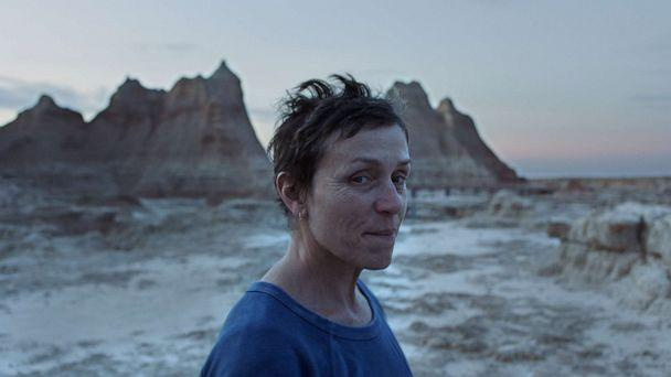 PHOTO: Frances McDormand stars in the 2020 film, 'Nomadland.' (Searchlight Pictures)