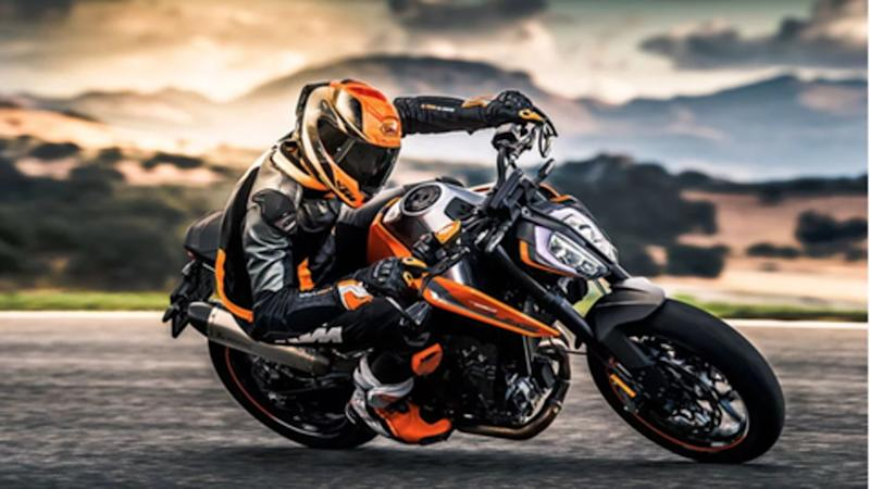 KTM 790 Duke to launch in India by early 2019