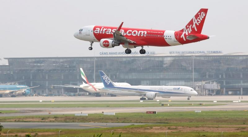 Malaysia's AirAsia says review found Airbus procurement process robust