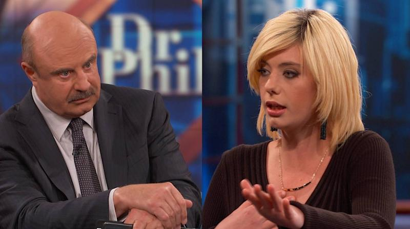 Guest To Dr  Phil: 'Yes, I Am A Sugar Baby  And No, I Don't