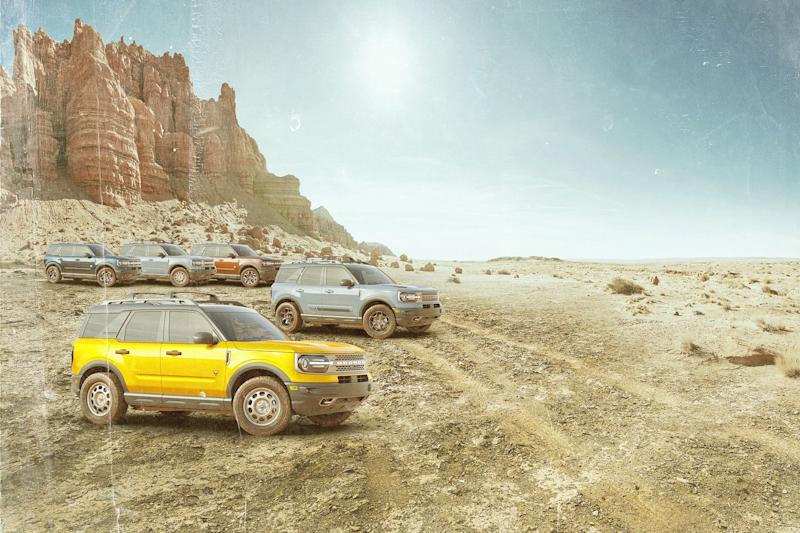 Photo credit: Ford - Car and Driver