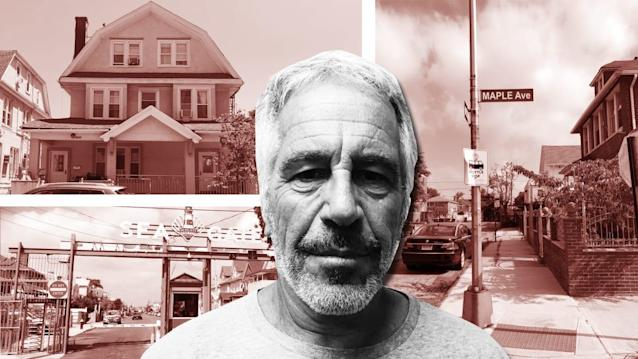 "Photo Illustration by The Daily BeastJeffrey Epstein is the Citizen Kane of convicted sex criminals, a mega-rich monster for whom a single word resonates back into childhood, just as Rosebud did with the central character in the classic movie.The mansion that Jeffrey Epstein is expected to offer as collateral at a bail hearing on Monday afternoon is owned by a corporation that he created.""Maple, Inc.,"" reads the name on New York City property records.The significance of that chosen name is announced by the street sign at the top of the block in a gated community on Coney Island where Epstein was raised.Michael Daly/The Daily Beast""MAPLE Ave."" The foot of the block is closed off by a chain link fence topped by razor wire and a sign that has taken on new meaning of late.""DEAD END."" Michael Daly/The Daily BeastThe three-story house at 3742 Maple Ave. is itself bigger than many of the others on the block, but it was divided into three apartments. The Epsteins rented the middle one. Jeffrey was the older of the two children and he was nicknamed Bear. His brother, Mark, was two years younger. Mark was nicknamed Puggie. Michael Daly/The Daily BeastThe father, Seymour, was the son of immigrants and started out working alongside his own father as a laborer in home demolition. Seymour then got a job with the city Parks Department, picking up litter. His former neighbors remember he had a stutter.The mother, Pauline, was also the child of immigrants. She worked as a school aide. She and her husband are remembered by former neighbors as quiet and humble.""They were so gentle, the most gentle people,"" a former neighbor says. ""Simple. The most simple people in the world.""Jeffrey Epstein Dodged Questions About Sex With His Dalton Prep-School StudentsThe former neighbor—who asked not to be identified by name—expressed continuing amazement that such a couple produced a math whiz such as Jeffrey.""From simple to genius,"" the former neighbor said. ""How does that gene come in to play?""The former neighbor and his brother disagree as to whether Jeffrey joined in the stickball games on the block. They agree that he was quiet.""He was a little nerdy boy,"" the former neighbor said.A woman who grew up on the block recalled on Facebook that she and Jeffrey played punch ball in front of his house and in a local schoolyard.""He was just an average boy, very smart in math, slightly overweight, freckles, always smiling,"" she posted. ""There was absolutely no indication at that time of the vile, disturbed man that he was to become.""The fence at the foot of the block marked a perimeter that signified wealth and privilege when Sea Gate was founded at the end of the 19th century. Fabulously wealthy families with names such as Vanderbilt and Morgan and Dodge kept homes within this 90-acre enclave. The yacht club building was designed by Sanford White.Michael Daly/The Daily BeastBut by the 1960s, Sea Gate was largely home to working-class people such as the Epsteins. The fence had become a protective barrier against urban blight and its accompanying dangers. Coney Island had been transformed from a summertime paradise to a crime-plagued ghetto with the help of real estate developer Fred Trump, who actively arranged for welfare recipients to move into what had been holiday bungalows. That caused residents of the year-round homes to flee, some of them to apartments at the new Trump Village that the developer had been having difficulty filling.How Donald's Dad Fred Trump Tried to Kill Coney IslandStreet criminals still managed to cut through the chain link occasionally, but Sea Gate had its own private police force to patrol the streets and man the two gates, admitting only residents and guests. Sea Gate thereby remained an exclusive community in the sense that outsiders—particularly of the black and Hispanic variety—were excluded.That caused Jeffrey Epstein and the other ""Sea Gate kids"" to be viewed as snobs by some of their classmates beyond the fence. He attended Public School 188 four blocks down Neptune Avenue from one of the gates, with the fence and gatehouses a constant reminder than not just everybody could pass through. He went on to Mark Twain Junior High School nearby. Sea Gate kids had previously attended Lincoln High School just beyond the other end of Coney Island. But Lincoln filled with kids from the newly opened Trump Village. And Jeffrey Epstein was in the second class of Sea Gate residents who began going to Lafayette High School in Bensonhurst. ""They were kind of like the rich kids,"" a non-Seagate classmate named Sam Himmelstein told the Daily Beast.Epstein was a member of the math team, which competed with other schools in solving advanced problems in trigonometry, algebra, and calculus.""It's not normal math you get in a classroom,"" teammate David Brathurst told The Daily Beast. ""It's brain-wracking, put it that way.""Neither Brathurst nor other members of team interviewed by The Daily Beast had particular recollections of Epstein.""There's nothing real memorable,"" said teammate Andy Hom. ""He was on the team, but didn't compete much.""Epstein did share a social designation with the rest of the team.""We were sort of classified as nerds,"" Brathurst said.In the math team photo in the 1969 yearbook, the other members seem delighted to be in the picture. Epstein stands at the far edge, gazing downward while the others beam into the camera. He seems ill at ease even among his fellow math whizzes.The same remoteness is evident in Epstein's solo yearbook picture. He again gazes slightly down and away, as if he needed to be inflated with something before becoming fully himself. He signed the yearbook of one female classmate, who would only vaguely remember him.""Love, Jeffrey,"" he had written.Everything You Need to Know About the Jeffrey Epstein CaseEpstein went on to study at Cooper Union and then New York University without receiving a degree. He nonetheless was able to teach math at the private Dalton School, where kids really were rich and snobby. He is said by The New York Times to have worn a fur coat and a shirt opened at the neck to reveal a gold chain.In other words, he dressed as he might have had he been one of the cool kids back in his own high school. He is also said by the Times to have attended Dalton parties. All of which brings to mind another convicted sex offender, former Rep. Anthony Weiner, who used a high school picture as his Twitter profile photo.Apparently, connections that Epstein made during his short tenure at Dalton enabled him to move on to Wall Street, where team-level math was beginning to enable some whizzes to amass considerable fortunes.In the mid-1970s, Epstein was doing well enough that he traveled about with a limo and a driver. His money may have helped him attract a woman his age from Coney Island who was lively and very pretty. But he had also acquired a quality that she was unable to abide.""She said she just couldn't handle his arrogance,"" her friend, Bernard Laffer, told The Daily Beast.The woman broke off whatever connection she had with Epstein.""I guess he was a little obsessed with her, following her around,"" Laffer recalled.The woman went on a date with Laffer, then a twentysomething law student who could only afford to squire her by city bus. They thus crossed Brooklyn from Coney Island to the Kingsway movie theater on Kings Highway.After the movie, Laffer and the woman emerged to see Epstein at the curb beside his chauffeured limo. ""He kind of confronted her,"" Laffer recalled. ""I kept saying, 'Leave her alone.' He said, 'This is none of your business.'""Epstein started becoming what Laffer terms ""a little animated.""""So, I pushed him out of the way,"" Laffer remembered. Laffer was an athlete who had grown up not in Sea Gate, but the housing projects of Coney Island.""I said, 'I hope you're paying your limo driver well, because when I start beating your ass, he's going to have to jump in,'"" Laffer remembers.Epstein retreated into the back of his limo and rode off.""I think he probably gave me the finger, [and] said, 'You'll regret it,' or something like that,"" Laffer recalled. ""What was he going to do?""Epstein went on to far greater wealth. His new pals came to include Donald Trump, whose father had devastated Coney Island so as to fill an apartment complex, triggering an influx at one high school and thereby causing Epstein to attend another.Epstein is said to have retained a number of friends from Sea Gate days, at least until he became a registered sex offender. Four of them were contacted by The Daily Beast. None would speak on the record. Some years ago, Epstein was to have attended a casual Sea Gate reunion at the Blue Smoke Barbecue Restaurant in Manhattan. ""However, he decided to take a flyer on it, figuratively and literally, and Jet down to his Private Island, aboard his Private Jet, in order to dodge a Nor'Easter that was forecast to hit New York City,"" a participant afterward wrote in a Facebook post. The participant reported that Epstein called one of his better Sea Gate buddies and said he would have his secretary drop off a video camera.""For the purpose of [the buddy] being Jeff Epstein's 'videographer' for capturing the highlights of our informal reunion,"" the participant further recalled. ""Our friend did the table shots and then took quotes from the attendees and when he got to me, my comment was, 'Jeff, sorry you couldn't make the reunion; it's very nice. It seems to me that with all of your wealth, you have proven that Class and Grace cannot be purchased and you clearly lack both, having your good friend videotape the reunion for your private viewing pleasure. If you had any Class whatsoever, you would have had your Personal Assistant perform the Videography and offered to pick up the check for this evening's gathering.'""The participant added, ""My Wife, sitting next to me was punching me on my Legs under the table, but she knows now that I was right to speak my mind.""The participant was referring to Epstein's subsequent conviction in Florida for sex crimes involving underage girls. Epstein got an unconscionable deal such as only money and influence could secure. But he has since been arrested on new, federal charges in Manhattan. His lawyers are actually whining that he is being treated unfairly because he is rich and well-connected.The new case has refocused attention on Epstein's assets, including a private jet sometimes referred to in the press as ""the Lolita Express."" Flight manifests show that along with a number of girls, Epstein flew his mother on the plane on several occasions.Bill Clinton: I Flew With Jeffrey Epstein but Knew 'Nothing' About 'Terrible Crimes'Online records show that Paula Epstein died at the age of 85 in 2004, a year before police in Florida began investigating her elder son for victimizing underage girls. Records indicate Seymour Epstein died in 1991, aged 75. Both parents seem to have been spared knowing that their brilliant elder son would end up widely reviled as a monster.There remains the other son, Mark, who has offered his own home to help his brother make bail. Former neighbors on Maple Avenue have only good things to say about the Epstein they still call Puggie. They report that he went ran a business silk-screening T-shirts and then went into real estate and for a time served as chairman of the board at Cooper Union. Maybe it would be unfair to read anything into him having also incorporated a business called Saint Model and Talent.The current residents of 3742 Maple could not have anticipated any irony when they placed three mosaic circles emblazoned with words that should guide everybody.""BELIEVE.""""HOPE.""""PEACE"" If ""Maple"" is a kind of real-life ""Rosebud,"" for Jeffrey Epstein, then maybe his money is not the root of all his evil. Maybe Epstein's particular evil is not just rooted in his wealth and the arrogance it engendered, but in whatever happened in those years while he was raised on Maple Avenue by a mother and father who seemed to their neighbors to harbor only humility and decency.Whatever the answer, there is a portent at the end of the block in that chain linked fence topped by razor wire and that sign reading ""DEAD END."" Read more at The Daily Beast.Got a tip? Send it to The Daily Beast hereGet our top stories in your inbox every day. Sign up now!Daily Beast Membership: Beast Inside goes deeper on the stories that matter to you. Learn more."