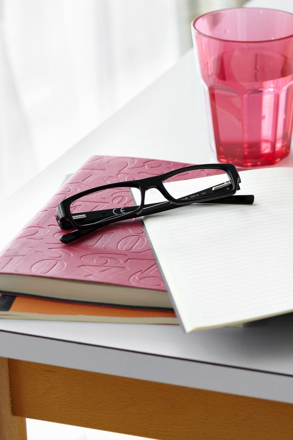 "<p>Either take up the habit, or pass along the empty journals to someone who could get use out of them. Although, these <a href=""https://www.goodhousekeeping.com/health/wellness/advice/a25762/health-benefits-journaling/"" rel=""nofollow noopener"" target=""_blank"" data-ylk=""slk:health benefits"" class=""link rapid-noclick-resp"">health benefits</a> might convince you to embrace it once and for all. You might also want to consider conserving paper by upgrading to a reusable smart notebook.</p><p> <a class=""link rapid-noclick-resp"" href=""https://www.amazon.com/Rocketbook-Everlast-Reusable-Notebook-Executive/dp/B06ZXWVZ3X/ref=sr_1_4?tag=syn-yahoo-20&ascsubtag=%5Bartid%7C10070.g.30809532%5Bsrc%7Cyahoo-us"" rel=""nofollow noopener"" target=""_blank"" data-ylk=""slk:SHOP SMART NOTEBOOKS"">SHOP SMART NOTEBOOKS</a></p>"