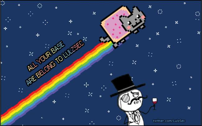 LulzSec tricked UK police into arresting wrong guy, report says