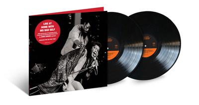 The 50th anniversary of James Brown's October 1, 1969 homecoming concert in Augusta, Georgia, will be celebrated with the first-ever release of the complete show, newly mixed and including seven never-before-issued performances. Available now for preorder on CD, 2LP vinyl, and digital audio, 'Live at Home with His Bad Self' will be released on October 25 by Republic/UMe.