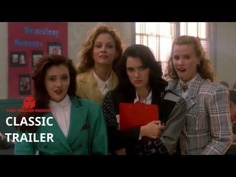 "<p>Well f*** me gently with a chainsaw, because <em>Heathers </em>is a masterpiece. From the very '80s wardrobe and classic one-liners to Winona Ryder and Christian Slater's dangerous charisma, the film is meant to be a <a href=""https://gointothestory.blcklst.com/interview-daniel-waters-on-heathers-3b6cfdc65cc8"" rel=""nofollow noopener"" target=""_blank"" data-ylk=""slk:darker foil"" class=""link rapid-noclick-resp"">darker foil</a> to the squeaky clean movies of the era. - TA</p><p><a href=""https://www.youtube.com/watch?v=oAAz8AuFkgw"" rel=""nofollow noopener"" target=""_blank"" data-ylk=""slk:See the original post on Youtube"" class=""link rapid-noclick-resp"">See the original post on Youtube</a></p>"