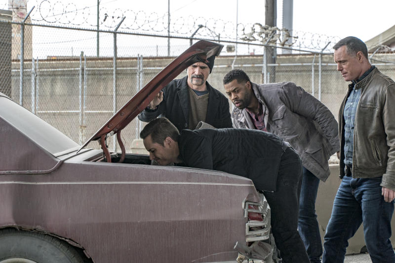 """A still from the """"Chicago P.D."""" episode """"Army of One."""""""