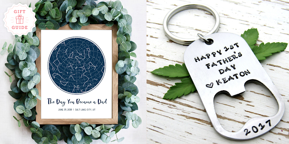 """<p>For <a href=""""https://www.goodhousekeeping.com/holidays/fathers-day/g336/fathers-day-gift-guide/"""" rel=""""nofollow noopener"""" target=""""_blank"""" data-ylk=""""slk:Father's Day"""" class=""""link rapid-noclick-resp"""">Father's Day</a>, a generic gift won't cut it. With a father-daughter bond as unique as yours, you want to find something that'll tug at his heartstrings and let him know that you really put thought into your gift this year (or at the very least, as much thought as you put into your mom's <a href=""""https://www.goodhousekeeping.com/holidays/mothers-day/g511/mothers-day-gifts/"""" rel=""""nofollow noopener"""" target=""""_blank"""" data-ylk=""""slk:Mother's Day present"""" class=""""link rapid-noclick-resp"""">Mother's Day present</a>). While you can always rely on the basics — think: patterned socks, beer glasses, and silk ties — these <a href=""""https://www.goodhousekeeping.com/holidays/fathers-day/g336/fathers-day-gift-guide/"""" rel=""""nofollow noopener"""" target=""""_blank"""" data-ylk=""""slk:Father's Day gifts"""" class=""""link rapid-noclick-resp"""">Father's Day gifts</a> from daughters prove there are a number of ways to express your love and <a href=""""https://www.goodhousekeeping.com/holidays/gift-ideas/g27116208/best-gifts-for-dads/"""" rel=""""nofollow noopener"""" target=""""_blank"""" data-ylk=""""slk:appreciation on your dad's"""" class=""""link rapid-noclick-resp"""">appreciation on your dad's</a> special day. This list of gift ideas keep different budgets and interests in mind, so you can give something he'll actually love without breaking the bank. And if you need even more help on what to get your hard-to-shop-for dad, consider taking a look at these genius finds for the <a href=""""https://www.goodhousekeeping.com/holidays/fathers-day/g21271459/gifts-for-dad-who-has-everything/"""" rel=""""nofollow noopener"""" target=""""_blank"""" data-ylk=""""slk:dad who has everything"""" class=""""link rapid-noclick-resp"""">dad who has everything</a> because you can never have too many options, right?</p>"""