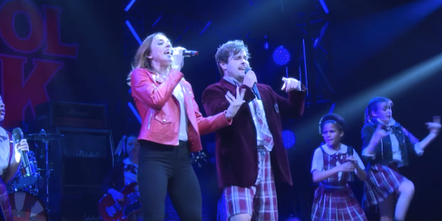 Photo credit: School of Rock the Musical / Facebook