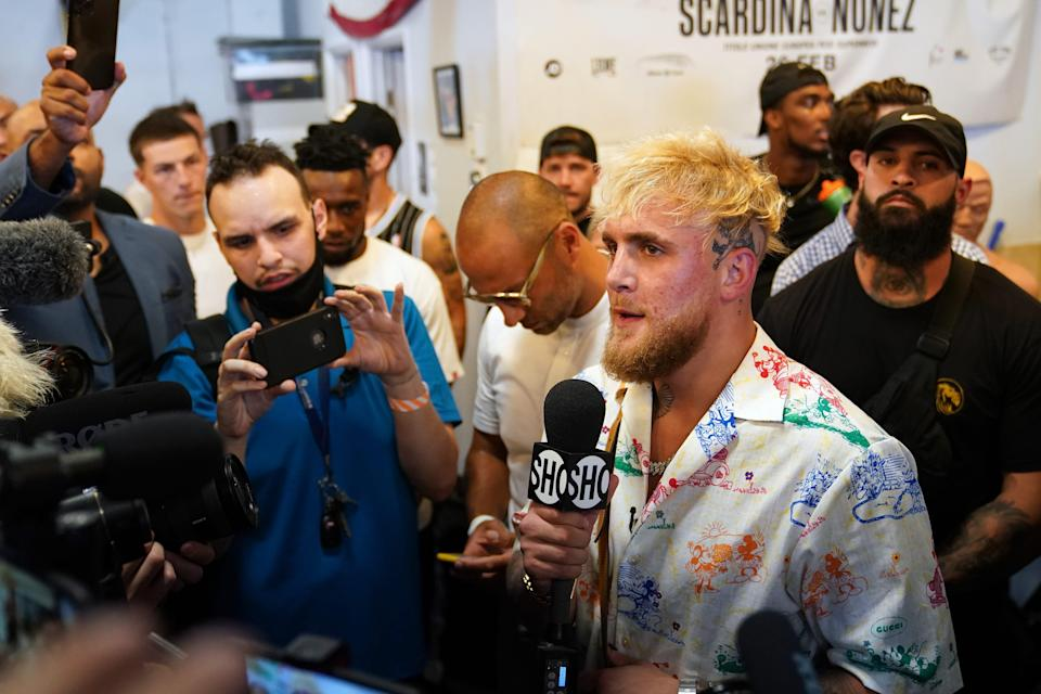 In his fourth professional fight, Jake Paul is starting a multi-bout deal with Showtime this Sunday when he faces Tyron Woodley.