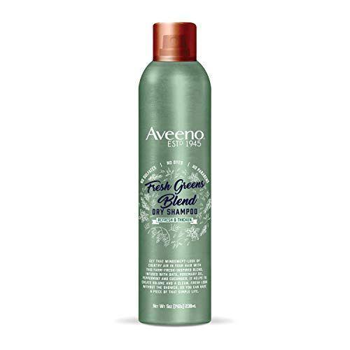 """<p><strong>Aveeno</strong></p><p>amazon.com</p><p><strong>$8.99</strong></p><p><a href=""""https://www.amazon.com/dp/B07HMVNNB6?tag=syn-yahoo-20&ascsubtag=%5Bartid%7C2164.g.36801161%5Bsrc%7Cyahoo-us"""" rel=""""nofollow noopener"""" target=""""_blank"""" data-ylk=""""slk:Shop Now"""" class=""""link rapid-noclick-resp"""">Shop Now</a></p><p>Another top shelf option under $10, this refreshing dry shampoo is formulated with cucumber, oats, rosemary, and peppermint. It expertly soaks up excess oil, and its ingredients protect and nourish your strands.</p>"""