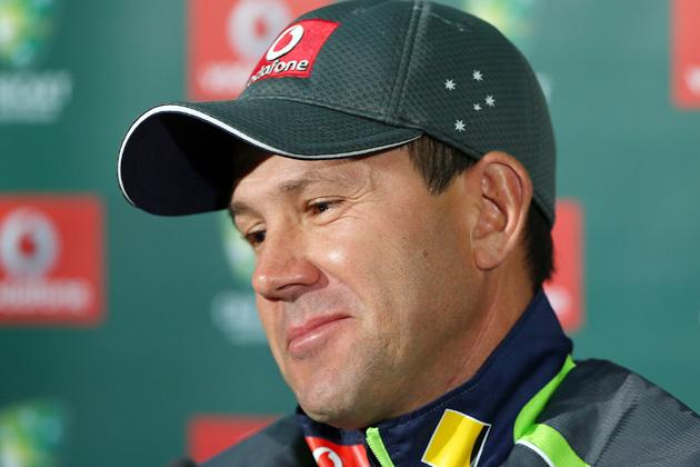 Australian cricket player Ricky Ponting holds a press conference to announce his retirement from international cricket on November 29, 2012 in Perth, Australia.  (Photo by Paul Kane/Getty Images)