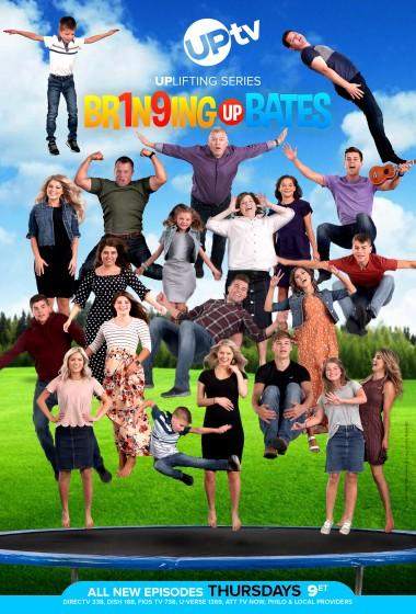 """The Bates family jumps in a clouds in a promo for """"Bringing Up Bates"""""""