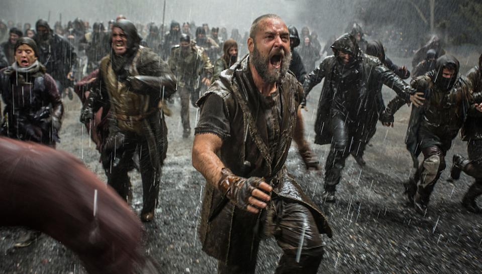 Russell Crowe in Noah (Paramount)