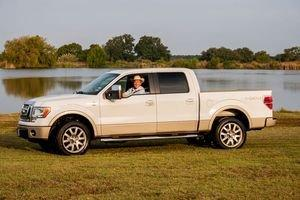 Ford F-150 Owned by President George W. Bush to Be Auctioned at Barrett-Jackson Scottsdale