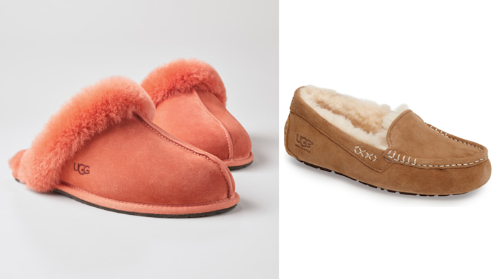 Best gifts for women: Ugg Slippers