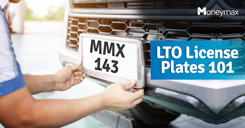 LTO License Plate Updates You Need to Know | Moneymax