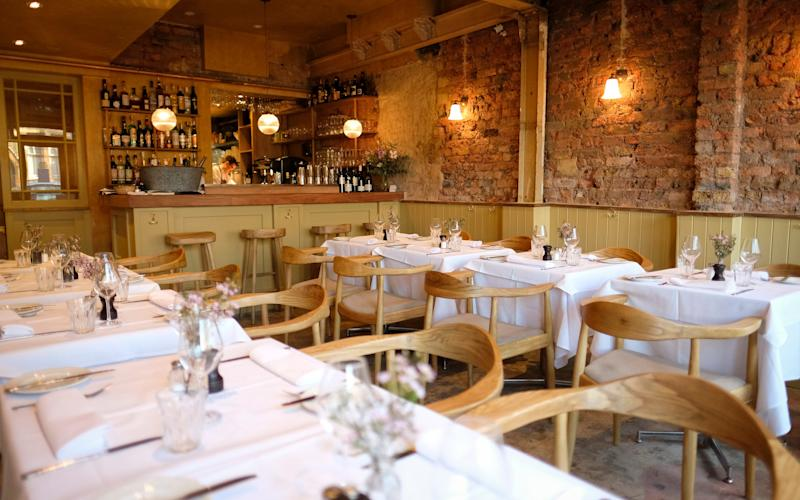 La Bonne Bouffe, East Dulwich, London SE22 - Credit: Christopher Pledger for The Telegraph