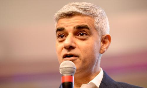Sadiq Khan sets up £50m fund to reduce emissions in London