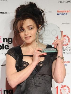 Helena Bonham Carter Follows Lindsay Lohan Into Liz Taylor's Shoes With BBC Biopic