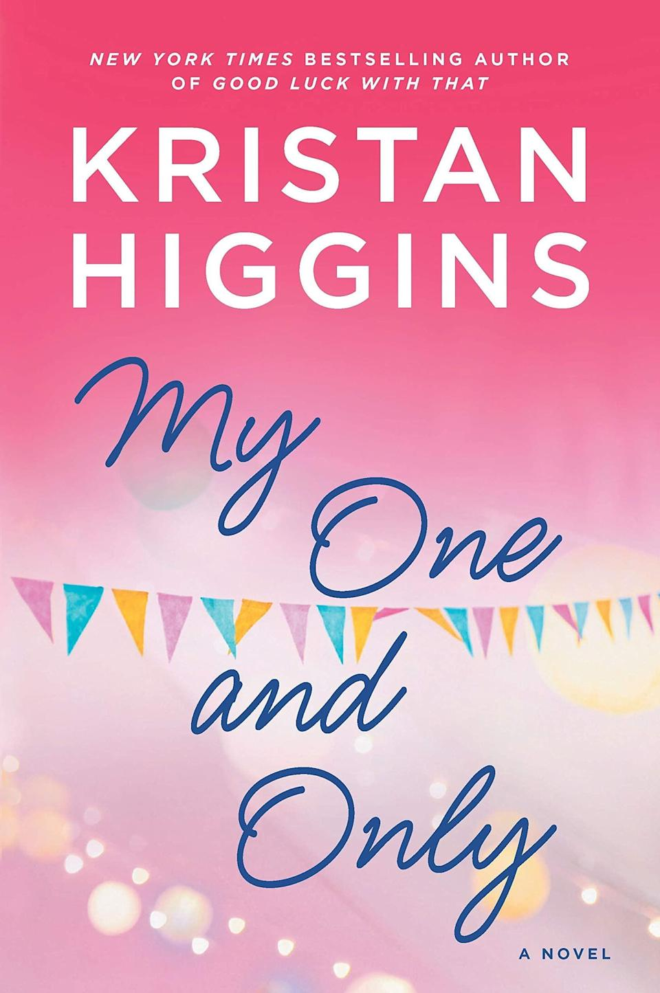 """<p>For me, Kristan Higgins is the queen of writing intense, all-consuming love stories, and this book is one of my favorites. In <span><strong>My One and Only</strong></span> ($10), Harper and Nick are ex-husband and wife who haven't been in contact for 12 years. When their younger siblings announce their surprise <a class=""""link rapid-noclick-resp"""" href=""""https://www.popsugar.co.uk/Wedding"""" rel=""""nofollow noopener"""" target=""""_blank"""" data-ylk=""""slk:wedding"""">wedding</a>, not only does Harper have to face Nick (and her unresolved feelings) again, but she's also forced to take a cross-country road trip with him.</p> <p>I love how this story seamlessly combines laugh-out-loud scenes (a certain horseback-riding adventure gone wrong at the beginning of the book comes to mind) with more heart-wrenching moments between Harper and Nick and Harper and her family. It also ends with an unexpected grand romantic gesture that you won't soon forget.</p>"""