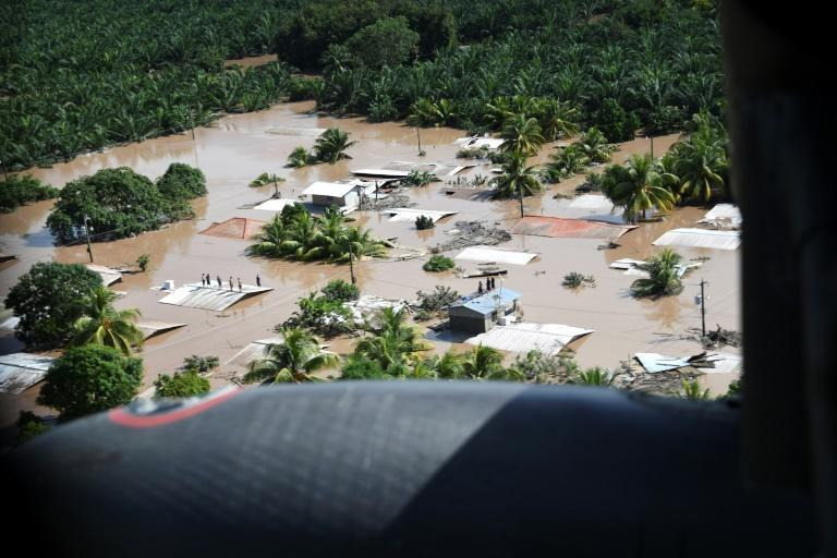 In Honduras, heavy flooding in the north and northwest of the country killed 23 people, according to authorities