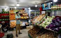 Rising prices of basic goods have battered the wallets of many Iranians
