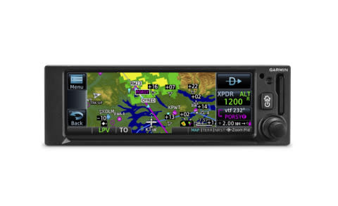 Garmin® introduces the GPS 175 and GNX 375 – compelling navigators offering WAAS/LPV approaches and optional integrated ADS-B In/Out