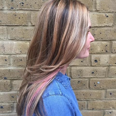 The Peekaboo pastel finish by Jack Howard - Credit: Instagram