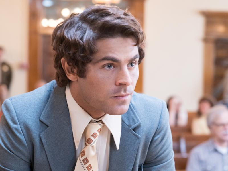This charming man: Zac Efron as Ted Bundy in 'Extremely Wicked, Shockingly Evil and Vile'Wicked Nevada, LLC