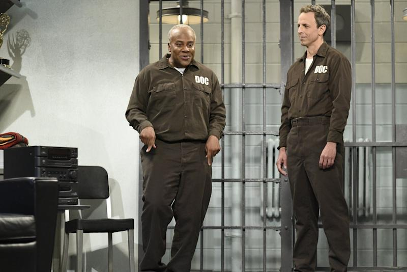 Kenan Thompson Dusts Off His Bill Cosby on   SNL