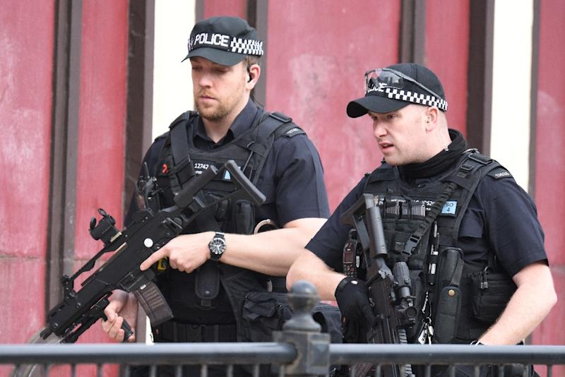 Tight security as Cardiff gears up for Champions League final