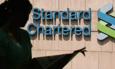 Standard Chartered Faces Further Iran Fine