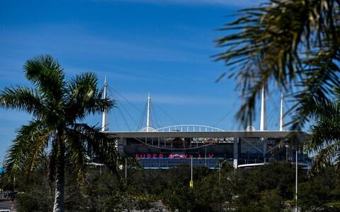 General view of the Hard Rock Stadium in anticipation of Super Bowl LIV between the San Francisco 49ers and Kansas City Chiefs - Credit: Douglas DeFelice/USA TODAY Sports
