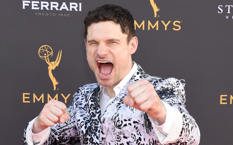 Flula Borg arrives at the 71st Los Angeles Area Emmy Awards on July 27, 2019. (Photo by Gregg DeGuire/Getty Images)