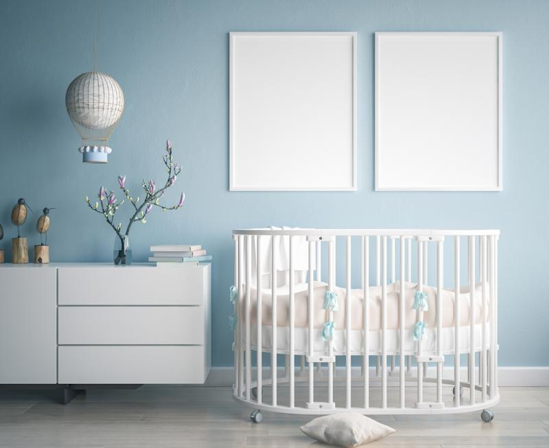Could Your Baby S Nursery Colour Influence Their Future Career