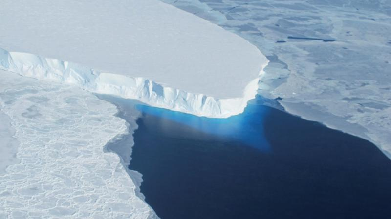 Antarctic Glaciers Melting at Fastest Rate Ever, Finds Study