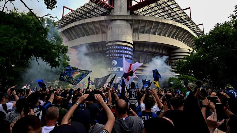 Inter | MIGUEL MEDINA/Getty Images