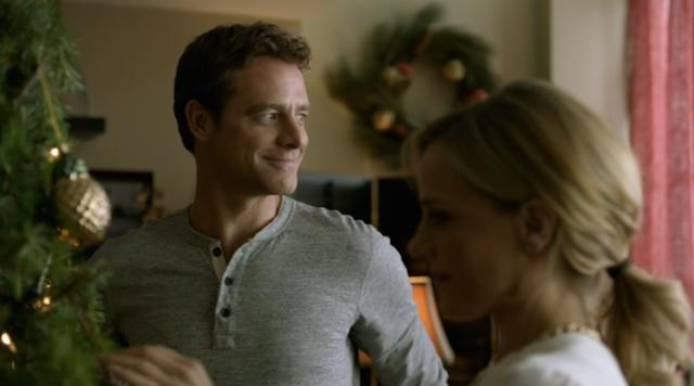 Watch a Clip From Hallmark's Surprisingly Sexual Christmas Movie ...