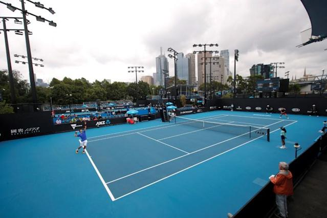 FILE PHOTO: Tennis - Australian Open Previews