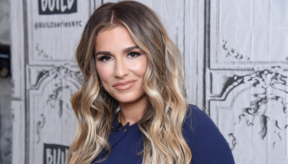 Jessie James Decker revealed to fans she underwent breast augmentation surgery (Image via Getty Images)