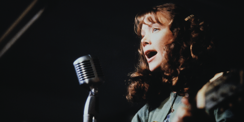<p>Only the beginning of this movie takes place in Kentucky — in Butcher Holler, to be precise — but Sissy Spacek's performance as Loretta Lynn is so iconic that I'll let it slide. (The alternative is what, <em>Elizabethtown</em>?) </p>