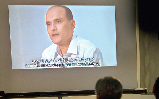 Pak court hands down death sentence to Kulbhushan Jadhav for spying